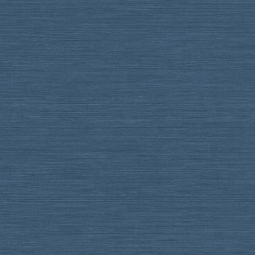 BV35412 Seabrook Wallcovering Texture Gallery Coastal Hemp Wallpaper Ocean Blue