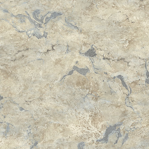 UK21110 Seabrook Wallcovering Pear Tree Studio Shimmer Faux Marble Wallpaper Beige