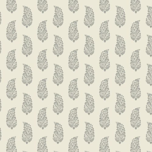 SP1419 York Wallcovering Small Prints Boteh Paisley Wallpaper Beige