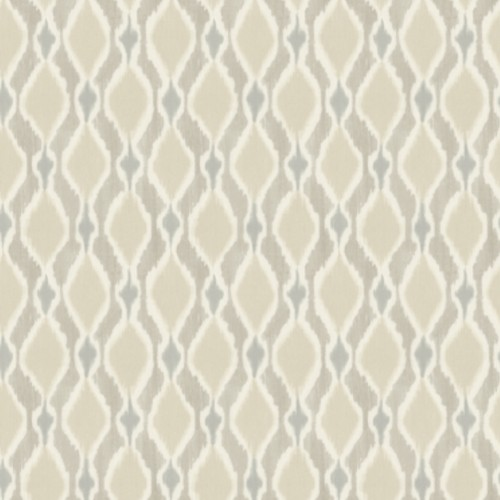 SP1426 York Wallcovering Small Prints Dyed Ogee Wallpaper Taupe