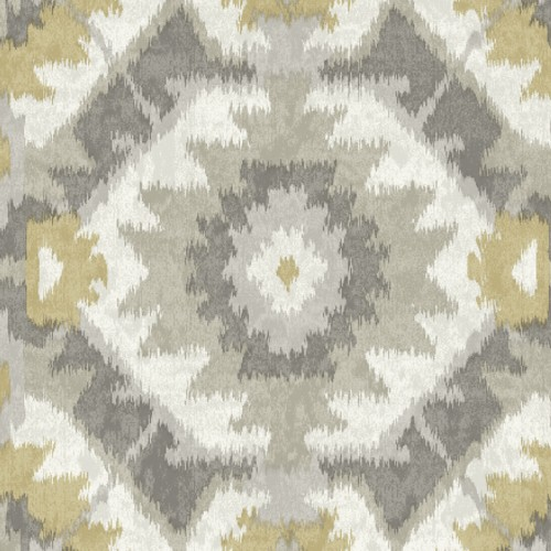 2902-25549 Brewster Wallcovering A Street Prints Theory Kazac Shibori Wallpaper Grey