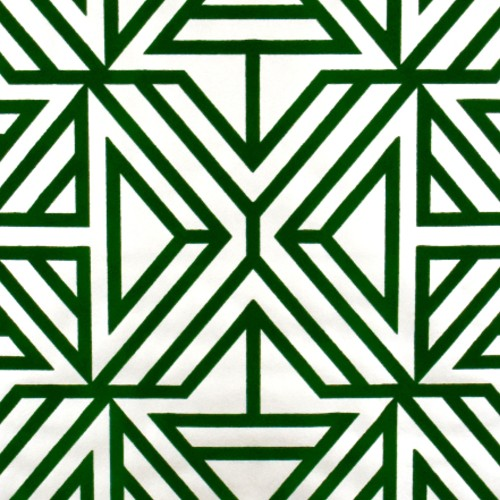 2902-87332 Brewster Wallcovering A Street Prints Theory Helios Geometric Wallpaper Green Flock