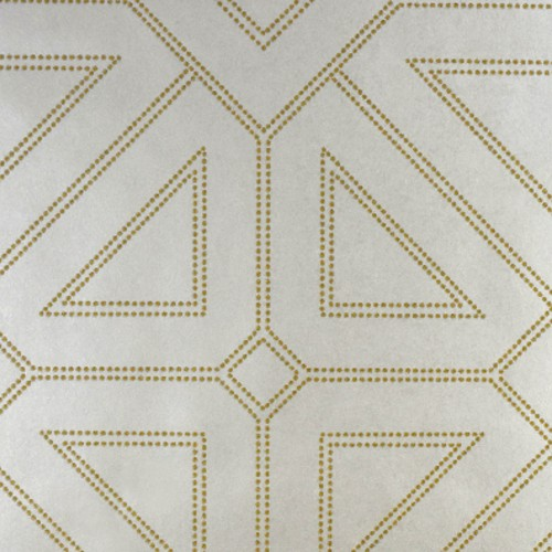 2902-87335 Brewster Wallcovering A Street Prints Theory Voltaire Geometric Wallpaper Ivory