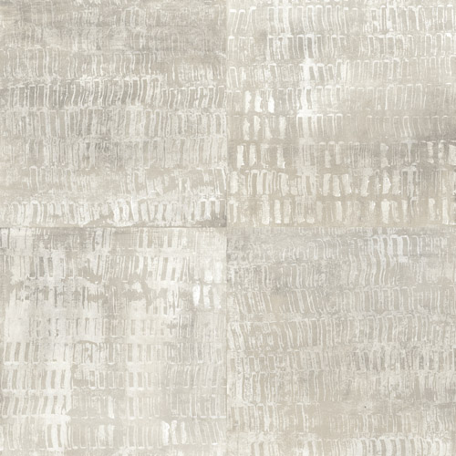 2922-25382 Brewster Wallcovering A Street Prints Trilogy Conundrum Faux Metal Wallpaper Silver