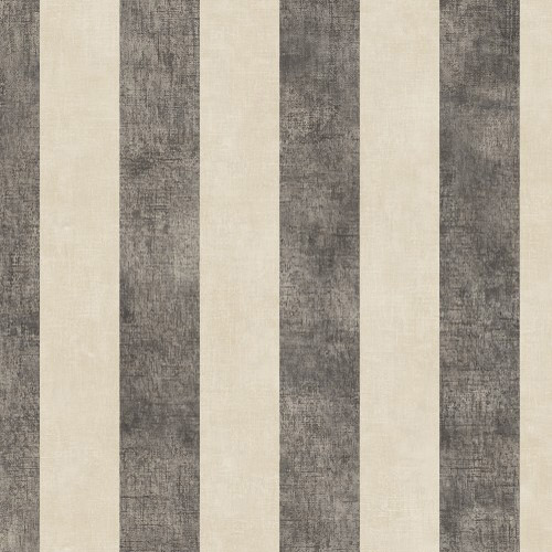 SD36157 Patton Wallcovering Norwall Simply Stripes 3 Stripes With Texture Wallpaper Black
