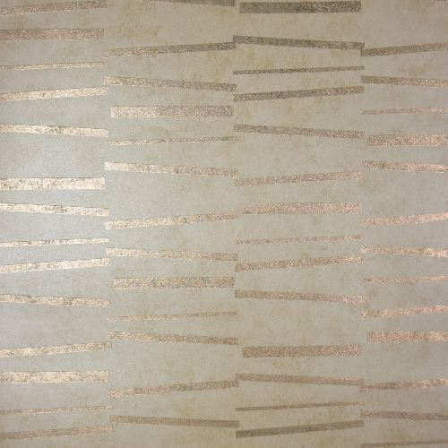 2927-10601 Brewster Wallcoverings Polished Luminescence Abstract Stripe Wallpaper Gold