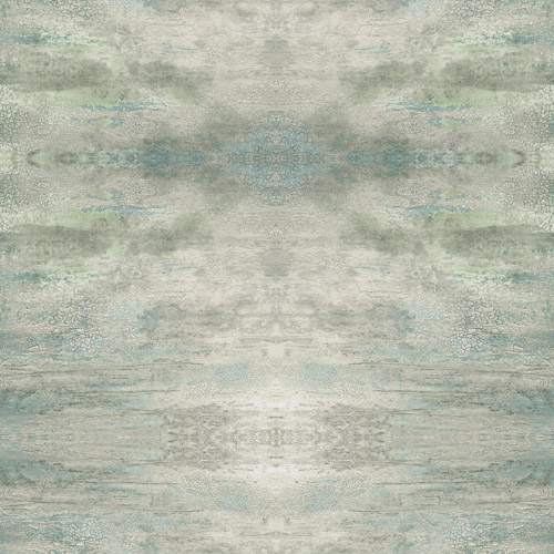 CL2581 York Wallcoverings Impressionist Serene Jewel Wallpaper Green