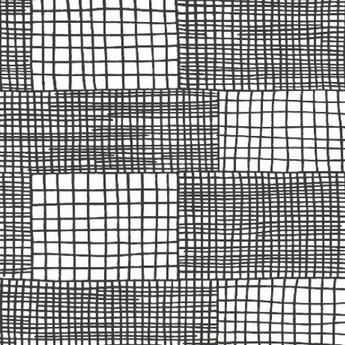 2903-25824 Brewster Wallcoverings A Street Prints Bluebell Maxwell Geometric Wallpaper Black