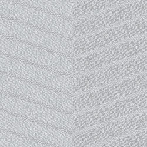 2964-25920 Brewster Wallcoverings A Street Prints Scott Living Aspen Chevron Wallpaper Grey