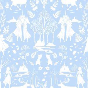 Disney Frozen 2 Nordic Wallpaper By York Lelands Wallpaper