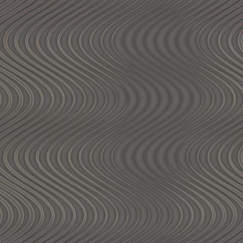 83652 York Wallcoverings Urban Oasis Ocean Swell Wallpaper Charcoal