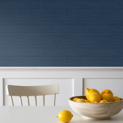 AX10902 Seabrook Wallcoverings NextWall Shiplap Peel and Stick Wallpaper Close Up