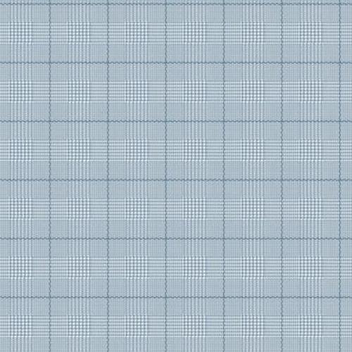 Blue Plaid Wallpaper