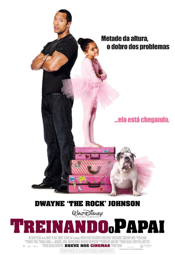 Poster do filme Treinando o papai