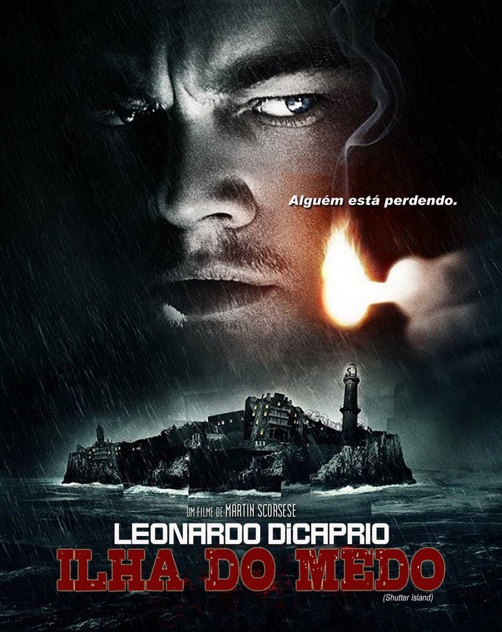 Poster do filme Ilha do Medo