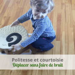 Lelolife Montessori accessible à tous - Déplacer sans faire de bruit