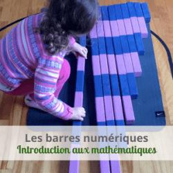 LeLoLife - Les barres numériques - Introduction aux mathématiques