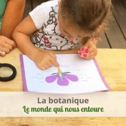 LeLoLife - La botanique - Le monde qui nous entoure