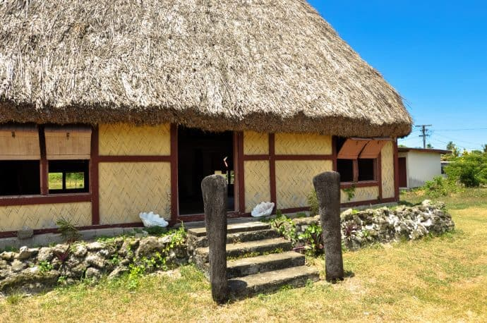 Village Bure - Fiji Village Tour
