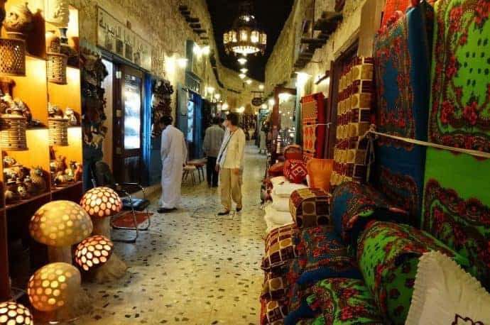 Souq Waqif - things to do in Doha