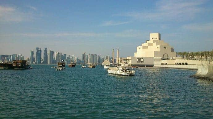 Doha Corniche - things to do in Qatar