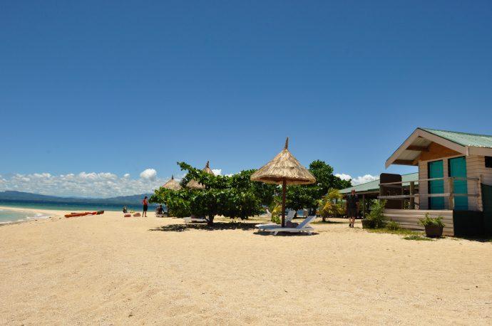 Savala Island facilities. Oolala Cruise