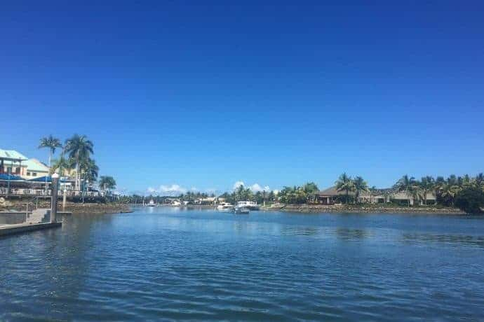 Oolala Fiji Cruise to Savala Island