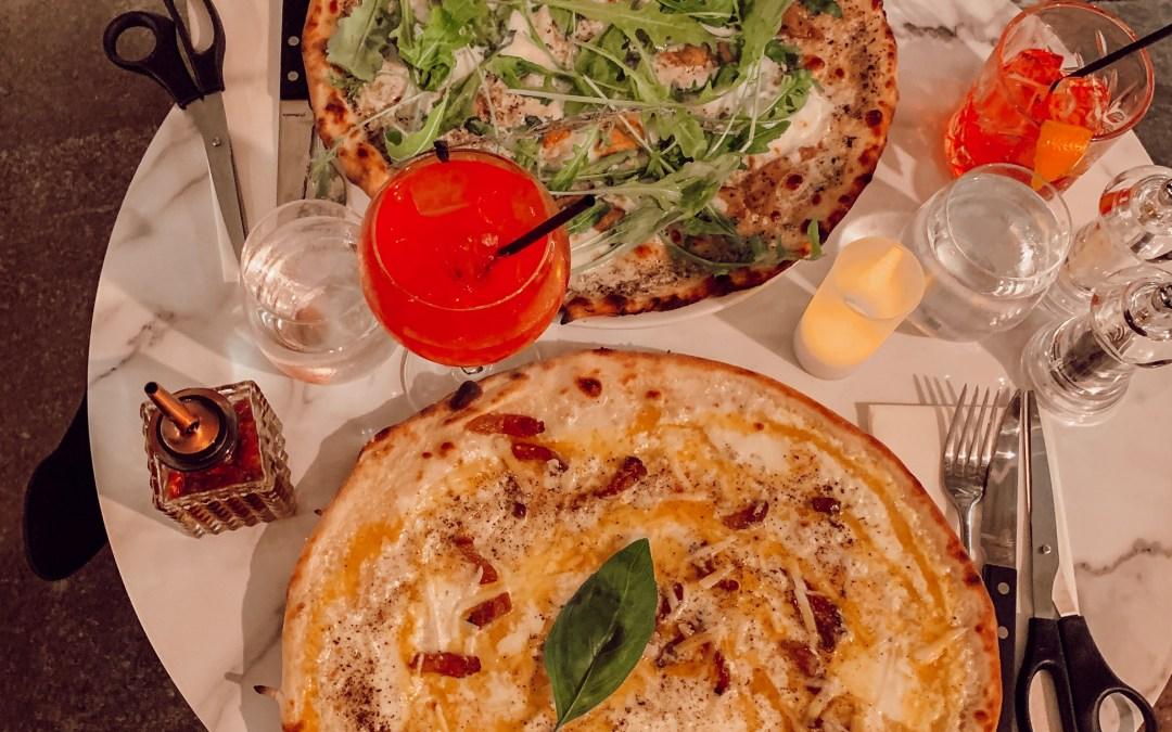 Ave Pizza Romana – La meilleure Pizza jamais mangée ! Parole d'italienne
