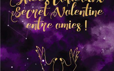 Secret Valentine entre amies : soirée et idées cadeaux