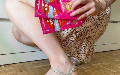 Ne plus avoir mal aux pieds ? Test des semelles Gel Ultra-fines Kiwi