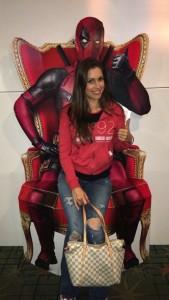 I give Deadpool major thumbs up too!! :)