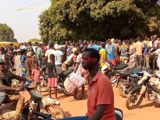 Kankan : Un présumé voleur de moto battu à mort