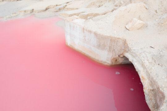 Le phénomène des Lacs Roses photographié à travers le Monde