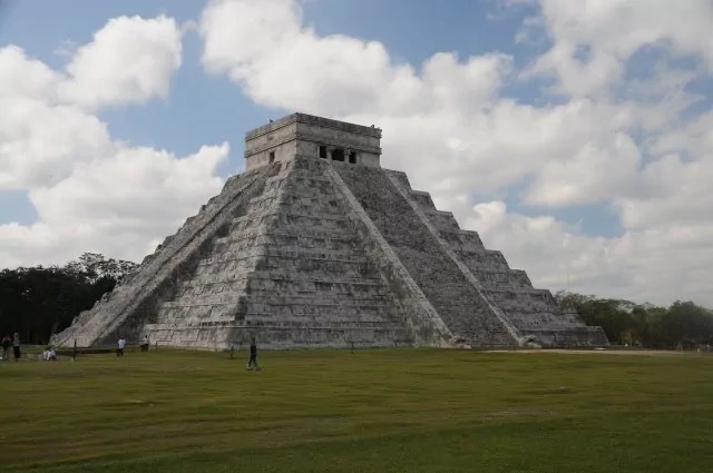 Mexique site maya
