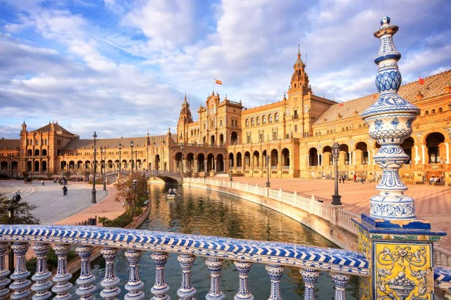 weekend seville