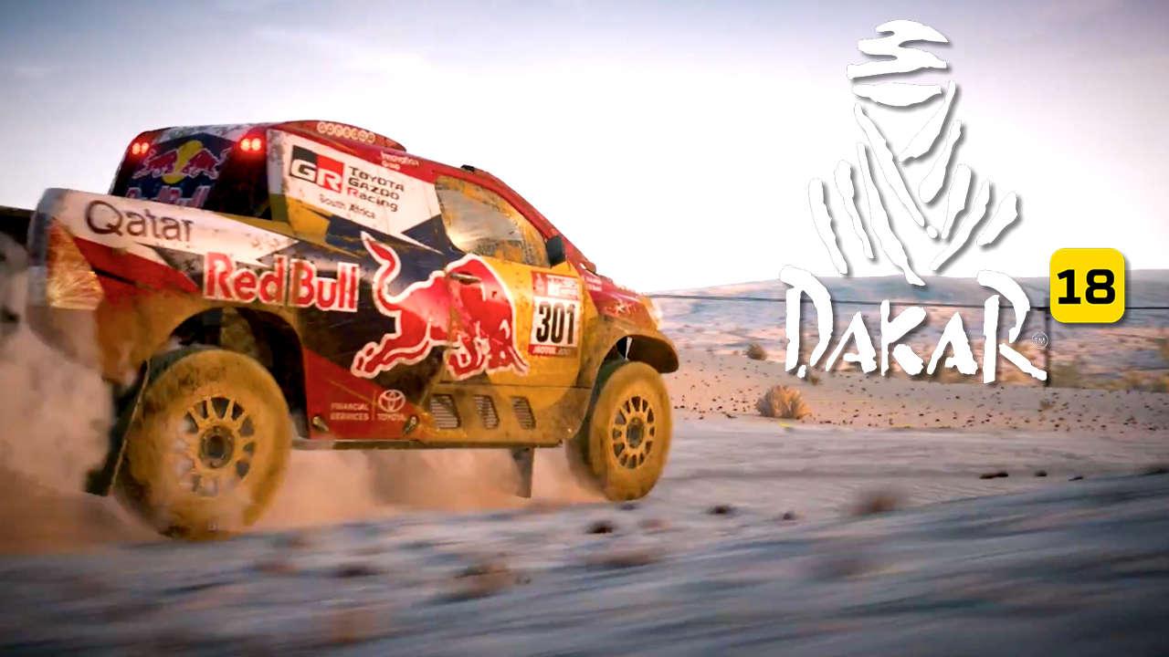 Dakar 18 Dat Sur Consoles Et PC Le Mag Jeux High Tech