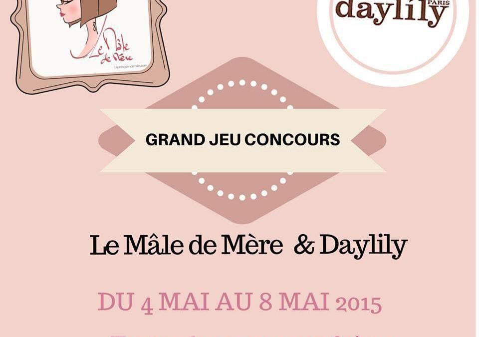 [concours] Daylily prend soin de nos peaux de mamans
