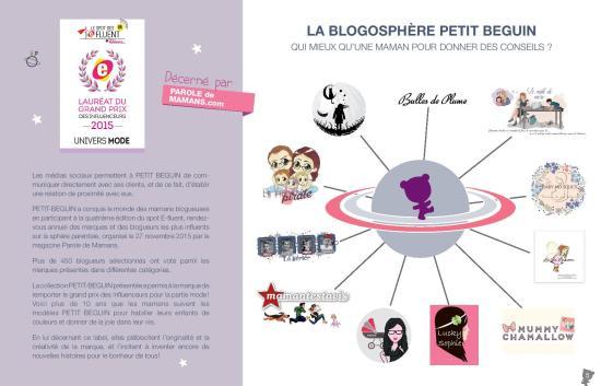 La Blogosphère Petit Béguin