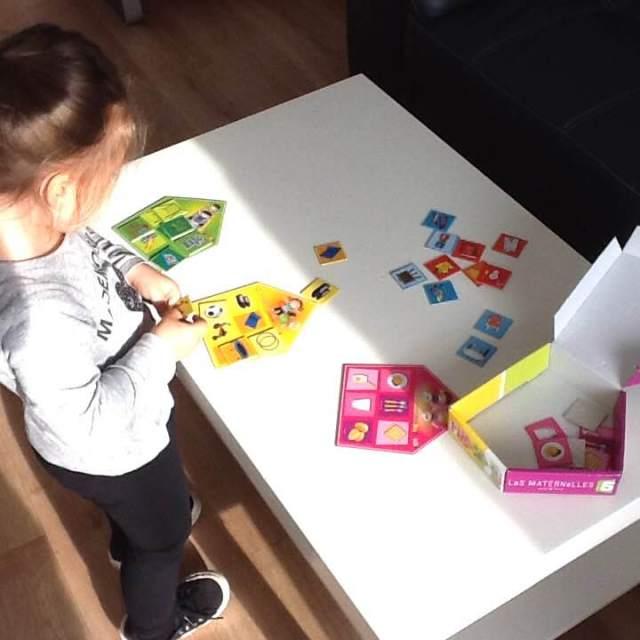 jeux de société ABYSMILE les Maternelles