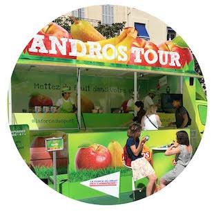 ANDROS TOUR