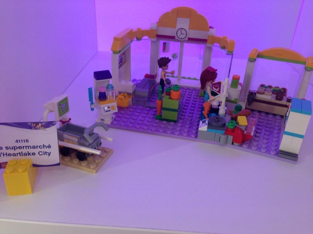 LEGO FRIENDS - LE SUPERMARCHE
