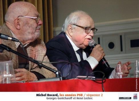 7- Georges Gontcharoff, Henri Leclerc