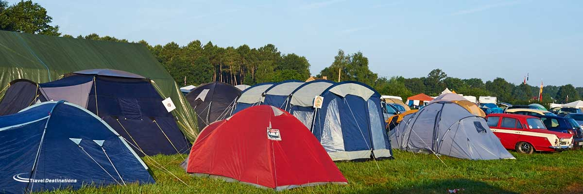 public circuit run campsites at the