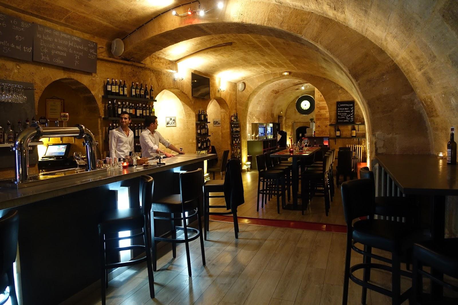 Verre O Vin Le Map Bordeaux Local City Guide
