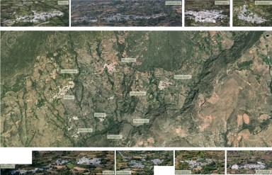 Unos Pueblos Tradicionales en Armonia con su Entorno