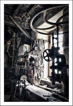 L'atelier de la forge