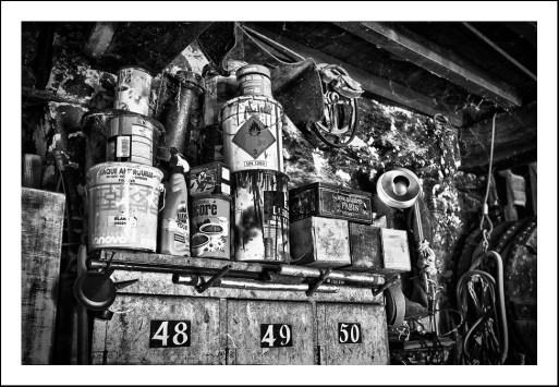 Le vieux casier