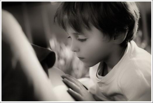 Adrien contemplatif