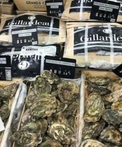 Nos Bourriches d'huîtres, retrait en boutique
