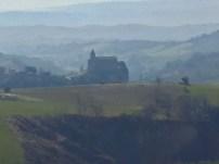 Maria della Rocca from a distance
